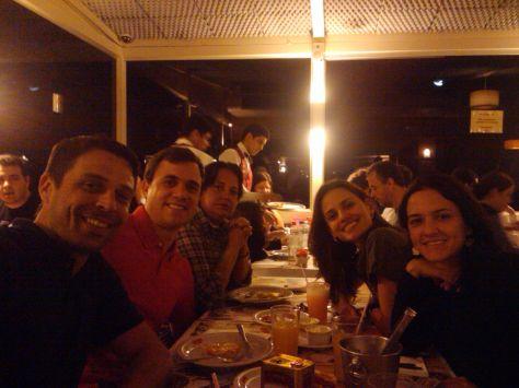 Noite de Massas no Rio
