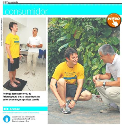 CFDS no Diário de Pernambuco