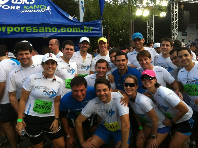 CFDS na Meia Maratona Powerade / TV Jornal