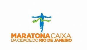 Logo Maratona Caixa - Rio de Janeiro