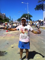 Vlad na Color Run