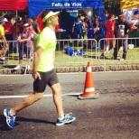 Vlad guerreiro a 200m da chegada dos seus 42km