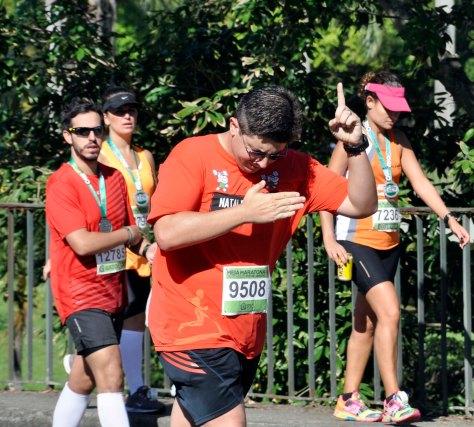 Freire agradece chega_Maratona e meia do RJ 2013