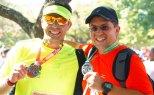 Conquista da Primeira Maratona (Vlad) e Primeira Meia (Freire)
