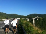 Travessia do Viaduto - Serra das Russas