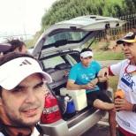 Hidratação no Arena Pernambuco