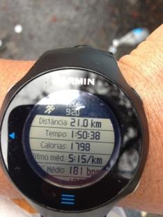 Resultado Saburó na Meia do Rio 2013