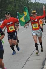 Meia Maratona de Chicago 2013