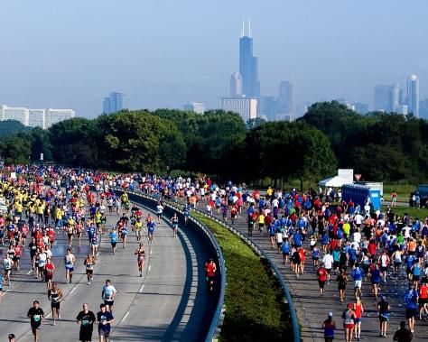 Chicago-Half-Marathon