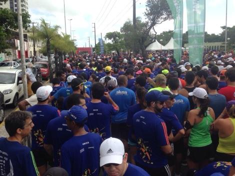 Largada do Circuito das Estações Adidas - Etapa Verão - Recife