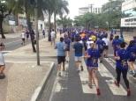 Corredores no Circuito das Estações Adidas - Etapa Verão - Recife