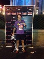 Tarcísio no final da Maratona