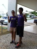 Carola e Daniel - Correspondentes Goias