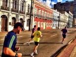 Rua da Aurora, cartão postal do Recife