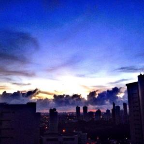 5h da manhã no Recife
