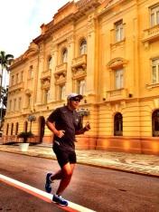CFDS em frente ao Palácio das Princesas