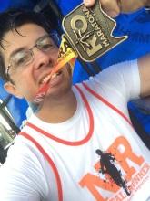Freire Neto - Maratona do Rio 2014