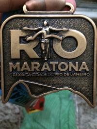 Medalha Maratona do Rio de Janeiro 2014