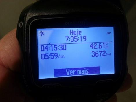 Tempo Eduardo - Maratona Buenos Aires