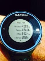 Tempo Eraldo - Maratona de Buenos Aires